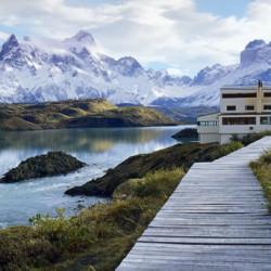Hotel de Torres del Paine es uno de los 100 mejores del mundo
