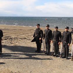Magallanes celebra nueva ceremonia de Toma Posesión del Estrecho de Magallanes