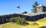 Fuerte Bulnes: Parque Histórico de la Patagonia Chilena