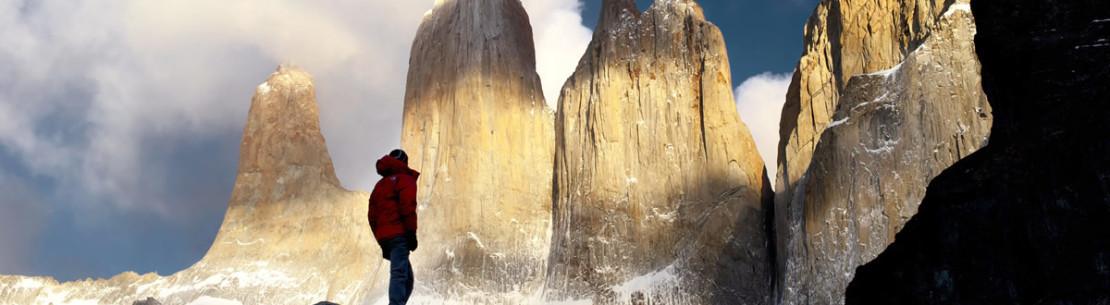 Torres del Paine y Glaciares Clásicos de la Patagonia. 4 días y 3 noches