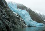 Glaciar Serrano y Glaciar Balmaceda Patagonia